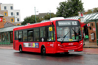 Route K3, Abellio London 8816, YX13EFY, Kingston
