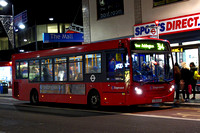 Route 314, Stagecoach London 36548, LX12DJY, Bromley