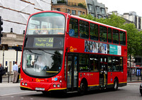 Route 22, Go Ahead London, WVL28, LF52ZSO, Hyde Park Corner
