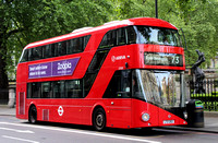 Route 73, Arriva London, LT353, LTZ1353, Victoria