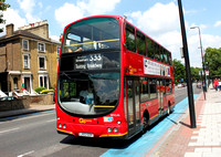 Route 333, Go Ahead London, WVL116, LX03EEH, Stockwell