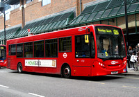 Route 126, Metrobus 747, YX13AFY, Bromley