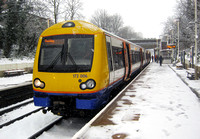 London Overground, 172006, Crouch Hill