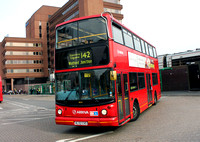 Route 142, Arriva The Shires 6024, KL52CXS, Watford Junction