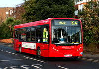 Route K4, London United RATP, DE59, SK07DXG, Kingston Hospital
