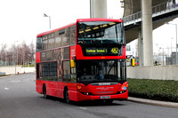 Route 482, London United RATP, SP191, YR10FFW, Heathrow Terminal 5