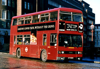 Route 22B, London Transport, T508, KYV508X, Holborn