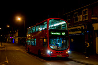 Route N18, Metroline, VW1874, BF60VJC, Harrow Weald