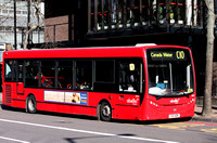 Route C10, Abellio London 8562, YX11AEM, Elephant & Castle