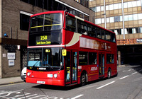 Route 258, Arriva the Shires 6002, KL52CWP, South Harrow