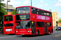 Route 281, London United RATP, TA205, SN51SYC, Hounslow