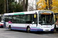 Route 6, First In Hampshire 44509, YX58HWH, Southampton