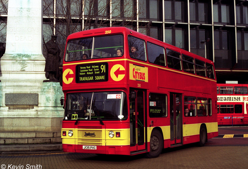 London Bus Routes Route 91 Crouch End Trafalgar Square