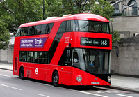 Route 148, London United RATP, LT133, LTZ1133, Hyde Park Corner