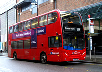 Route 246, Stagecoach London 19139, LX56EAY, Bromley
