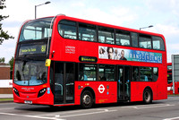 Route 81, London United RATP, ADE6, YX12FNH, Slough