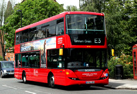 Route E3: Chiswick, Edensor Road - Greenford Broadway