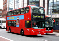 Route 344: Clapham Junction - Liverpool Street