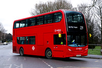 Route 229, Arriva London, T311, LK65EMJ, Sidcup