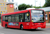 Route K3, Abellio London 8809, YX13EFP, Kingston