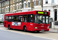 Route C10, Abellio London 8437, RX51FGM, Battersea