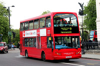 Route 9, London United RATP, VE9, PG04WHA, Hyde Park Corner