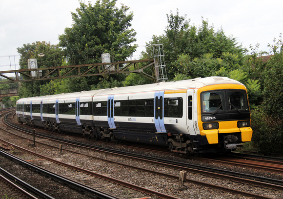 Southeastern, 465925, Bromley