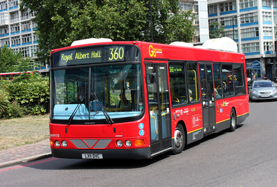 Route 360, Go Ahead London, WHY10, LX11DVC, Elephant & Castle