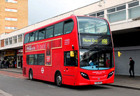 Route H98, London United RATP, ADE41, YX62BYG, Hounslow