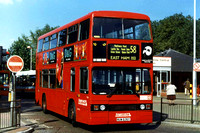 Route 58, Stagecoach London, T636, NUW636Y, Walthamstow
