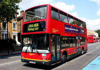 Route 155, Go Ahead London, PVL376, PJ53NKN, Stockwell