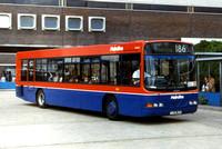 Route 186, Metroline, LLW32, L32WLH, Brent Cross