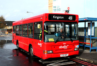 Route 481, Abellio London 8041, V301MDP, West Middlesex Hospital