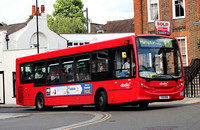 Route R70, Abellio London 8575, YX11HOA, Richmond