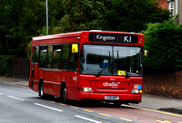 Route K1, Abellio London 8041, V301MDP, Hook