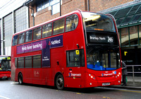 Route 246, Stagecoach London 19137, LX56EAP, Bromley