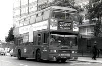 London Bus Routes Route D7 Mile End Poplar All Saints