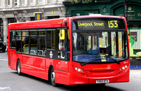 Route 153: Finsbury Park Station - Liverpool Street