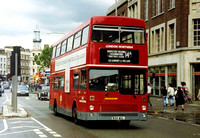 Route 14A: Crouch End - Tottenham Court Rd