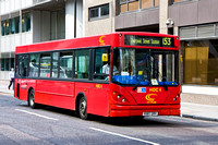 Route 153, CT Plus, HDC4, X587ORV, Moorgate