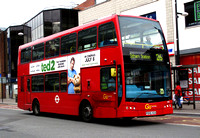 Route 126, Go Ahead London 898, PO59KGA, Bromley