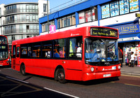 Route 366, East London ELBG 34267, Y267FJN, Barking