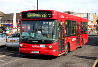 Route 444, Arriva London, ADL61, W461XKX, Chingford Mount