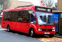 Route W12, CT Plus, OS8, YJ10EYL, South Woodford