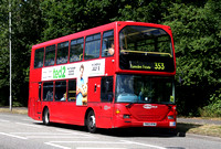 Route 353, Metrobus 479, YN53RYM, Farnborough Way