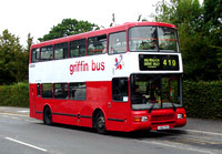 Route 419, Griffin Bus, L563YCU, Swanley