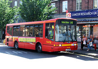 Route 648, First London, DMS41475, LT02NUM, Romford