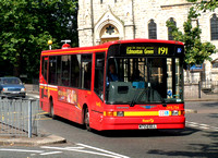 Route 191, First London, DML724, W724ULL, Enfield