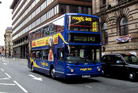 Route 143, Magic Bus 17647, W647RND, Manchester