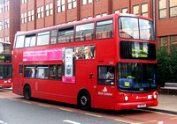 Route 86, East London ELBG 17835, LX03BYL, Romford